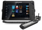 Эхолот-навигатор Lowrance HDS-12 LIVE Active Imaging 3-in-1 (000-14431-001)+ карта XG52 Россия