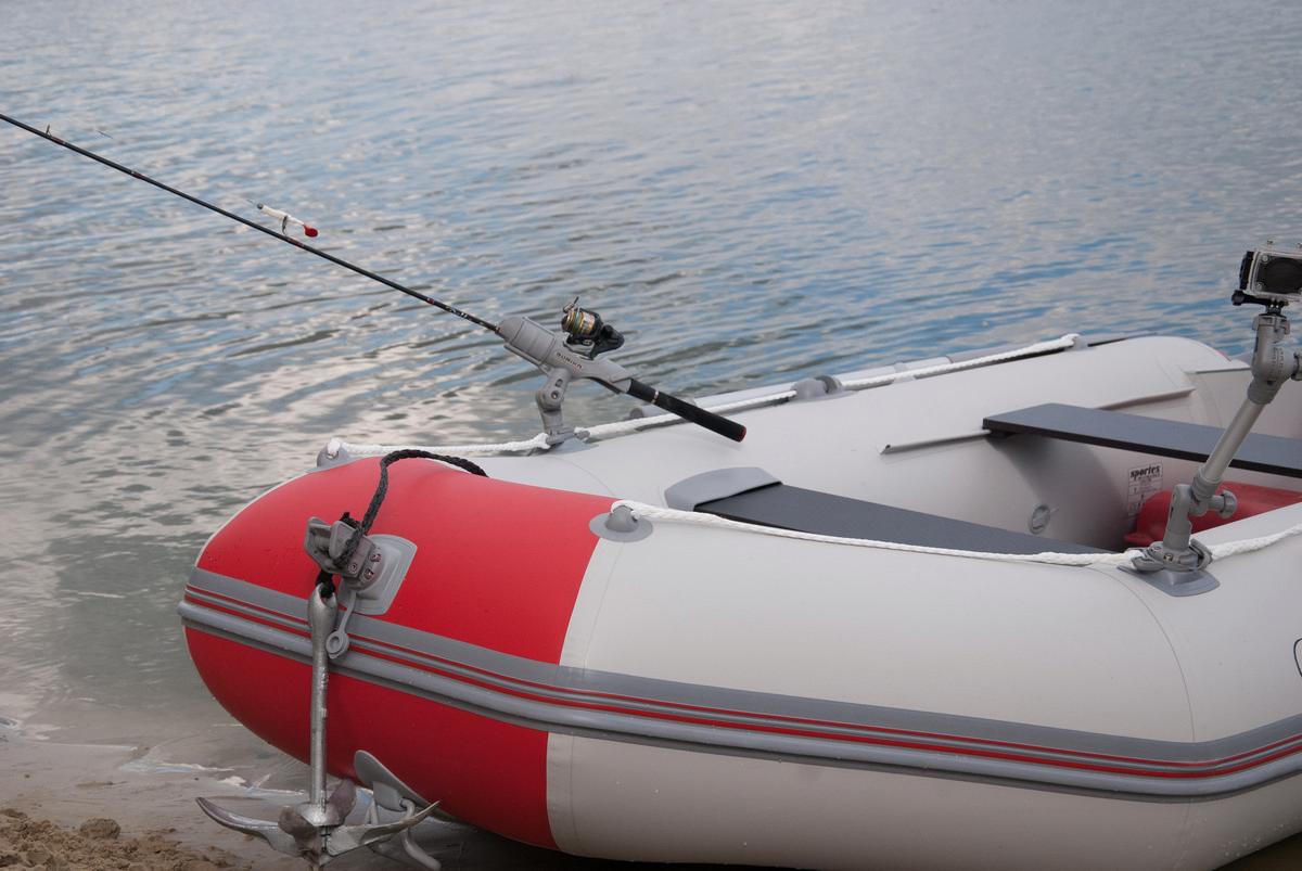 Как выбрать якорь для лодок ПВХ