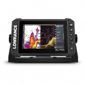 Эхолот-картплоттер Lowrance Elite 7 FS 7 Active Imaging 3-in-1 (000-15689-001)