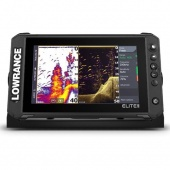Эхолот-картплоттер Lowrance Elite 9 FS Active Imaging 3-in-1 (000-15693-001)