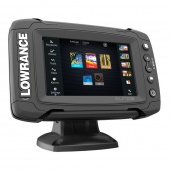 Эхолот-картплоттер Lowrance Elite-5Ti Mid/High/DownScan