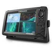 Эхолот-картплоттер Lowrance HOOK REVEAL 9 TripleShot ROW (000-15531-001)