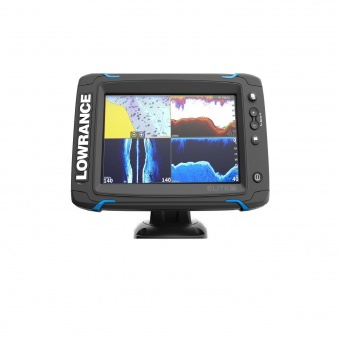 Эхолот-картплоттер Lowrance Elite-7Ti Mid/High/TotalScan (000-12419-001)