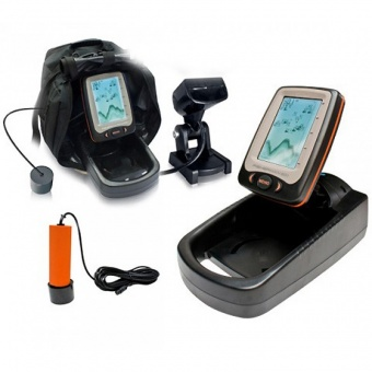 Эхолот JJ-Connect Fisherman 600 Duo Portable