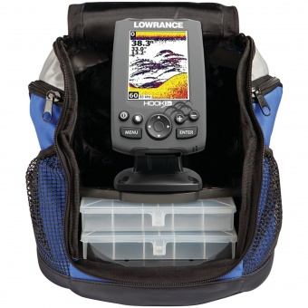 Эхолоты Lowrance Hook 3x All Season Pack
