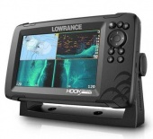 Эхолот-картплоттер Lowrance HOOK REVEAL 7 TripleShot ROW (000-15520-001)