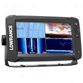 Эхолот-картплоттер Lowrance Elite-9Ti Mid/High/TotalScan (000-13274-001)
