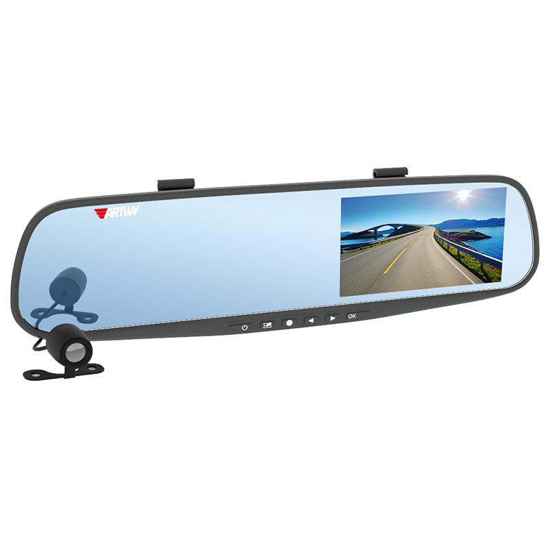 Видео регистратор в виде зеркала авто навигаторы gps с видеорегистратором